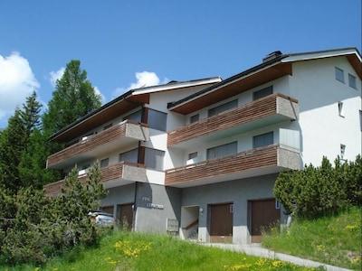 Valbella, Vaz-Obervaz, Graubünden, Schweiz