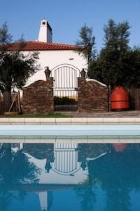 Nossa Senhora do Loreto, Alandroal, District d'Evora, Portugal