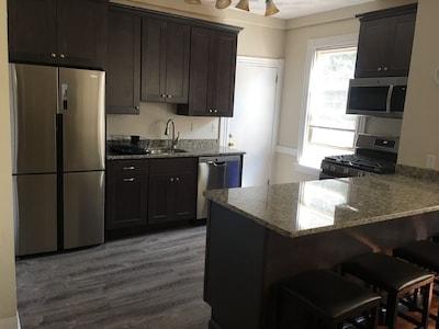 Brand new kitchen in 2020.