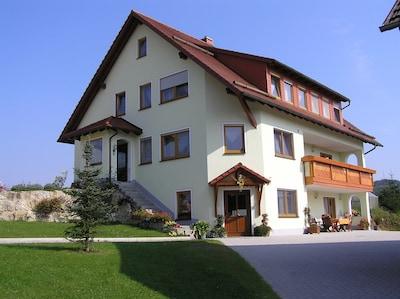Frankische Schweiz Museum, Pottenstein, Bavaria, Germany