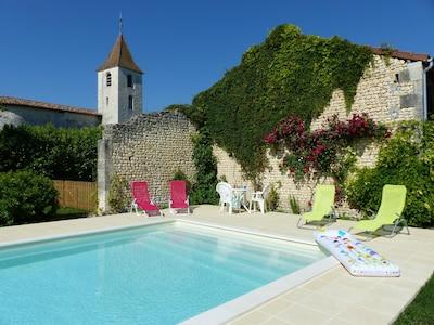 Etriac, Charente, France