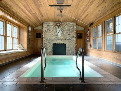 Wisconsin Cabin Rentals With Hot Tub And Pool Table Fox Lake