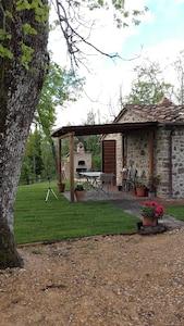 Abbazia di San Galgano, Chiusdino, Toskana, Italien