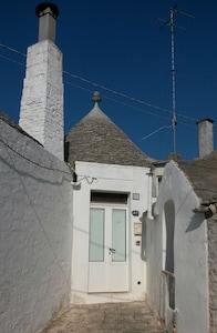 Musée territorial de la Casa Pezzolla, Alberobello, Pouilles, Italie