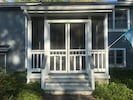 Front entrance with screened porch