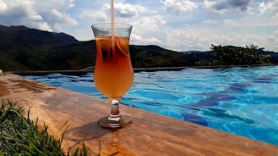 Casa Aconchegante com linda vista e Melhor Custo Benefício de Ouro Preto