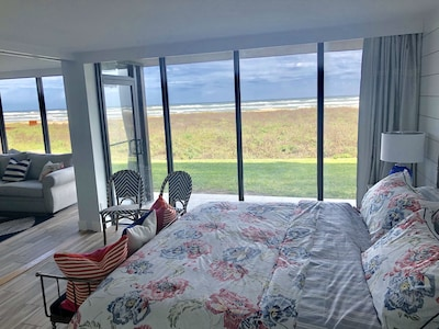 Ocean view from Master Bedroom