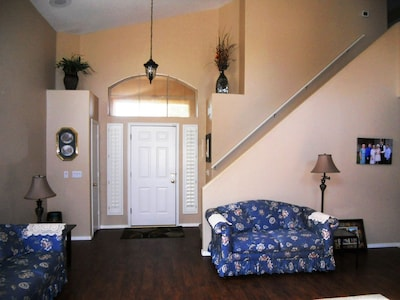 Entry Way to Living Room
