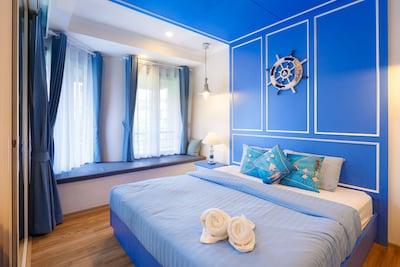 Baan SanNgam Cha-Am_IBG 1-Bedroom Apt.