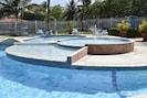 Pool Fountain Fuente Piscina