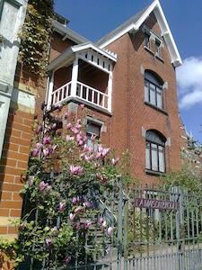 Écaussinnes, Wallonische Region, Belgien