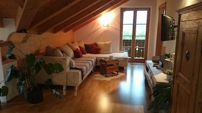 Gaißach, Bavière, Allemagne