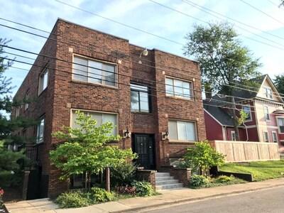 Beautiful brick apartment building near Kennedy King park!