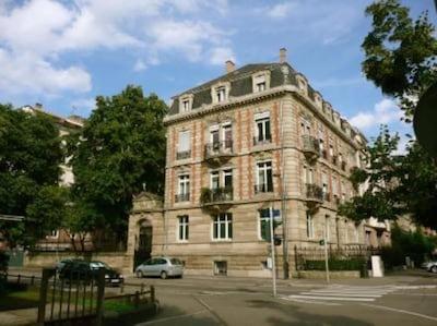 Le 6 rue du Général Gouraud