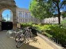 des vélos à disposition