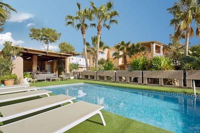 Illa de ses Rates, Ibiza Town, Balearic Islands, Spain