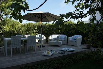 Porto Recanati: Haus mit Garten