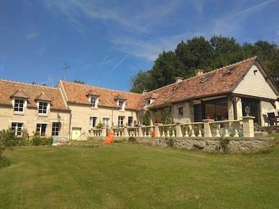 Sacy-le-Petit, Oise (department), France