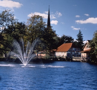Sittensen, Lower Saxony, Germany