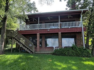 Wonderful House on Lake Livingston