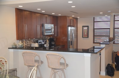 Kitchen, fully stocked with everything you need!