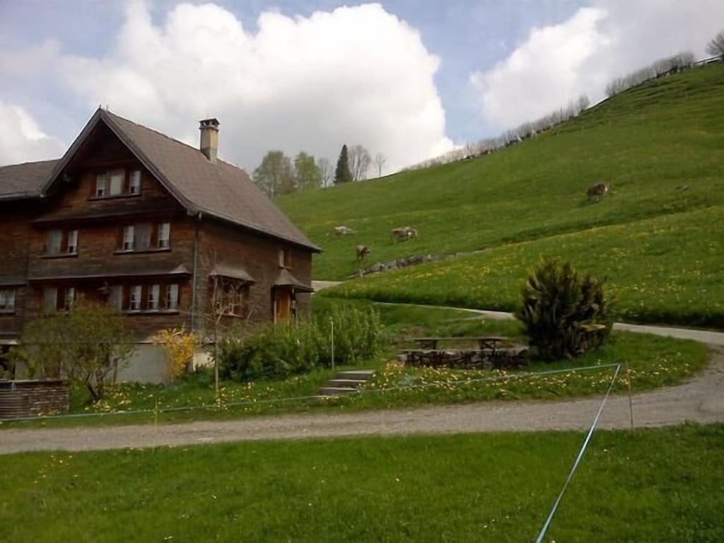 rustic holiday house with three bedrooms, krummenau