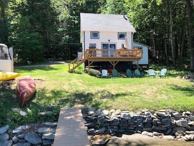Maranacook Lake, Winthrop, Readfield, Maine, United States of America