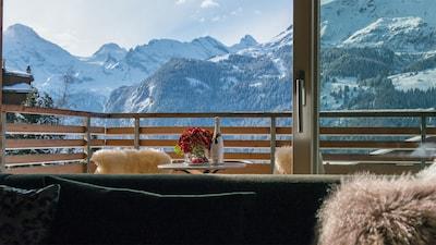 Chalet Am Acher | Appartement Wengen | Alpine Holiday Services