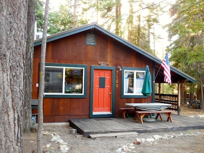 Welcome to Two Morrows Tahoe Cabin!