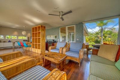 Puna Palisades, Kehena, Hawaï, États-Unis d'Amérique