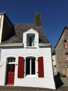 Évron, Mayenne, France