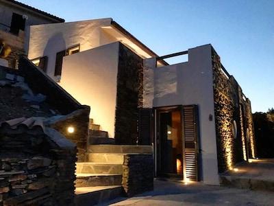 Residenza di Lusso affacciata sulla Baia dell'Argentiera