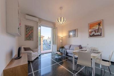 Quinto al Mare, Genova, Ligurië, Italië