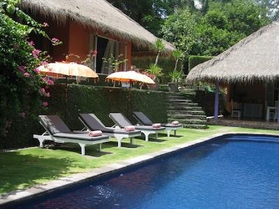 Cepaka, 3 Bedroom Villa, Feature Garden,