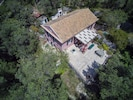 Villa bird terrace