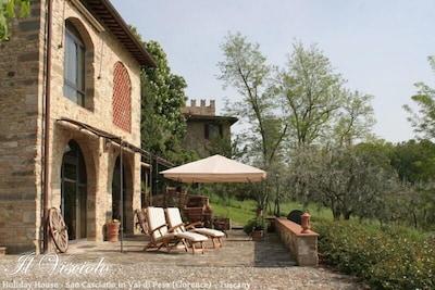 Turignano, Montespertoli, Tuscany, Italy