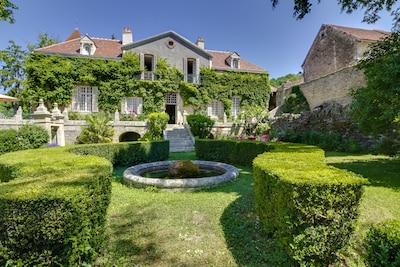 Hauteroche, Cote d'Or, France