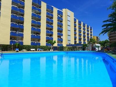 Parc d'attractions PortAventura Park, Salou, Catalogne, Espagne