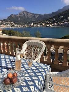 Playa d'en Repic, Sóller, Baléares, Espagne