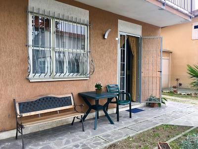 Casa delle Farfalle, Cervia, Emilia-Romagna, Italy