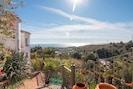 Beautiful south-facing views of the Mediterranean