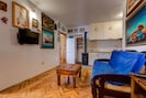This two-bedroom apartment is ideal accommodation for four to six people.