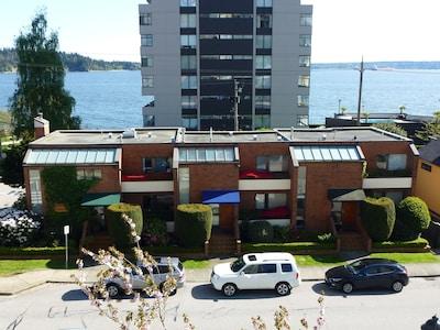 Ambleside, West Vancouver, Colombie-Britannique, Canada