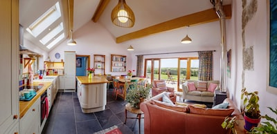 Characterful retreat for outdoor lovers close to stunning coast