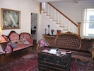 Fun old home built in 1916 with original floors and large rooms.Nice living room