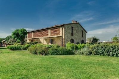 Tavarnelle in Val Di Pesa, Barberino Tavarnelle, Toscane, Italie
