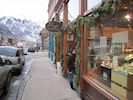 Great shopping on Main Street including Elinoff Gallery