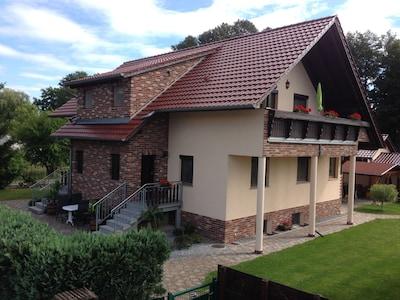 Ferienhaus am Mühlenfließ