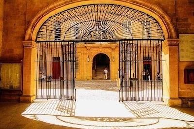 Centre historique d'Aix-en-Provence, Aix-en-Provence, Département des Bouches-du-Rhône, France
