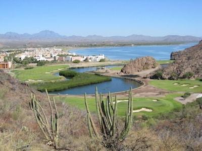 Loreto Bay Estuary and Golf Course